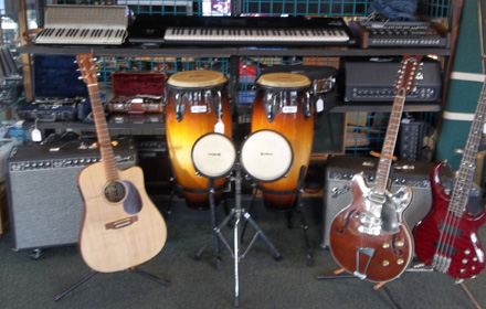 Medford Pawn and Jewelry Instruments